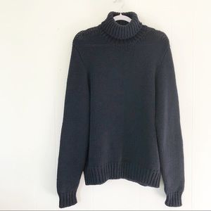 Polo Ralph Lauren Chunky Knit Turtleneck Sweater